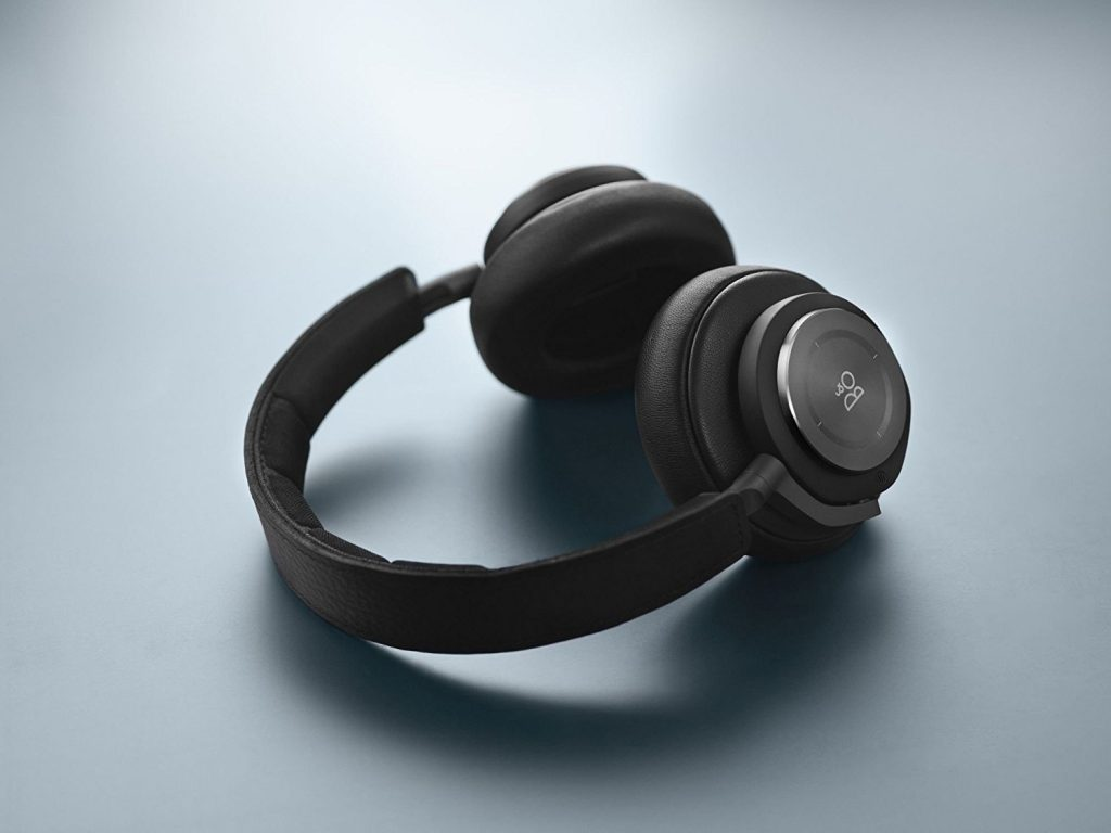 B&O noise cancelling headphones