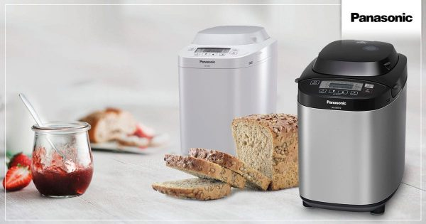 Panasonic bread making machine range
