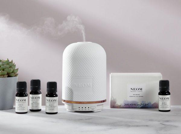 Luxury diffuser by Neom Organics