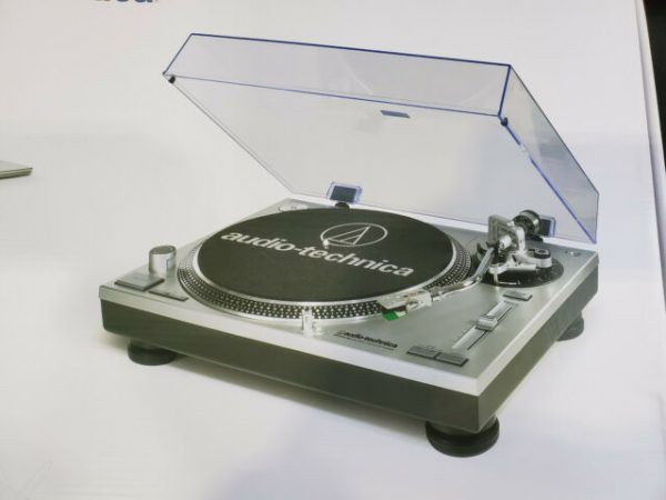 ATLP12-USB DJ turntable