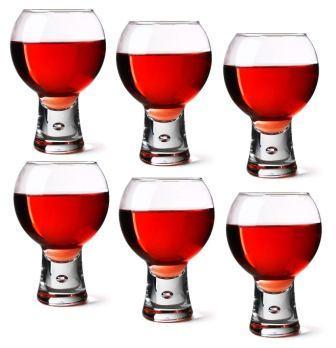 Best Plastic Stemless Wine Glasses, Durobor Alternato Wine Glasses Review