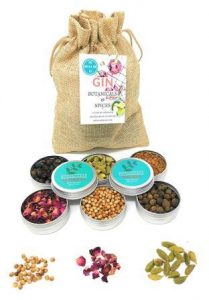 Gin in a Tin - Gin Botanicals Set Review