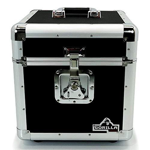 Gorilla Record Box Storage Case