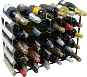 Harbour Housewares Wine Rack Review