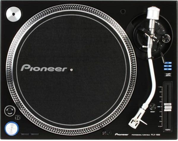 PLX-1000 DJ turntable review