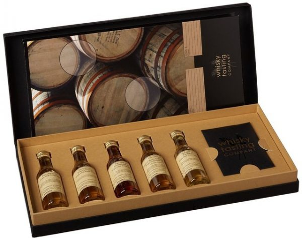 Penderyn Distillery Welsh Whisky Tasting Set
