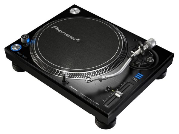 Pioneer PLX1000 DJ turntable review