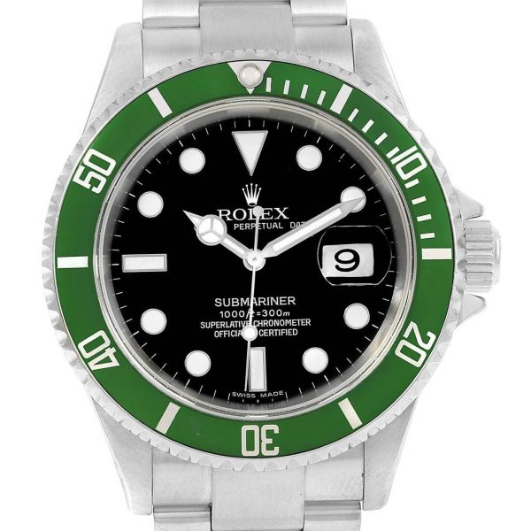Rolex Submariner 50th Anniversary- THe Hulk
