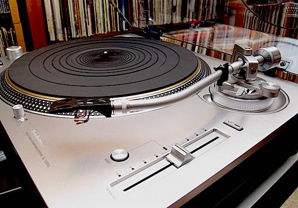 review SL1200G Technics DJ turntable