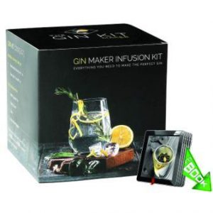 The Gin Kit Maker 8 Blend Kit Review