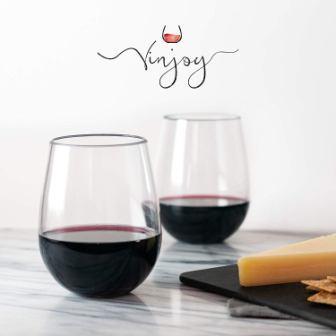 Vinjoy Wine Glasses Review