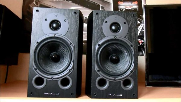 Wharfedale Diamond 9.1 Speakers for record players