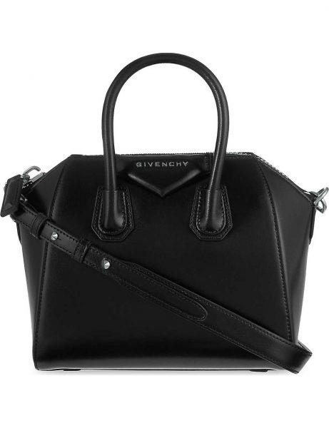 Givenchy Antigona delux mini leather tote