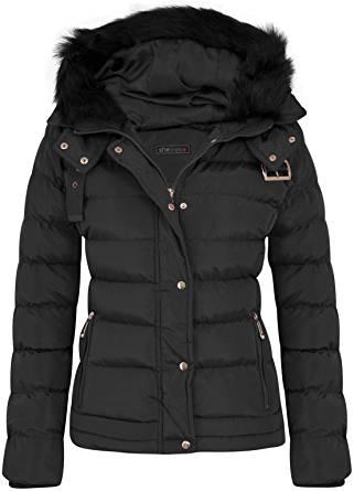 luxury winter jacket for women