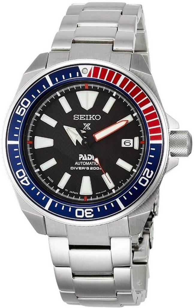 Seiko Watch - best Japanese mens watch under 500