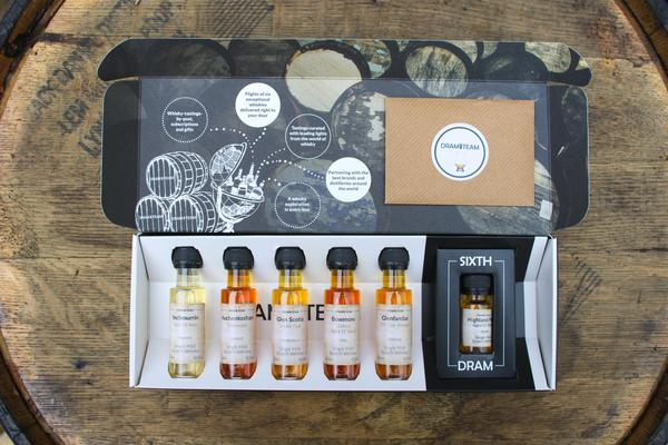whisky subscription UK