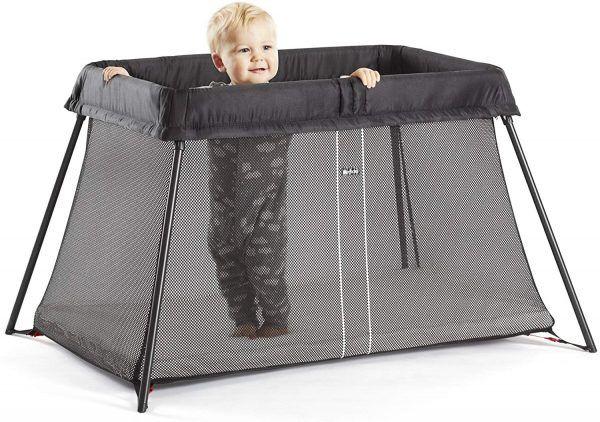 Best Luxury Baby Gifts BabyBjorn Travel Crib Light