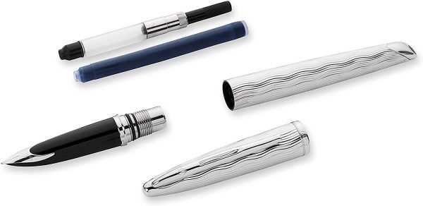 Best Luxury Pens Waterman Carene Medium Point Fountain Pen