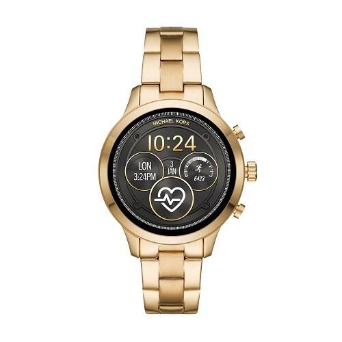 Best Luxury Smart Watches Michael Kors Access Runway Women's Smartwatch MKT5045