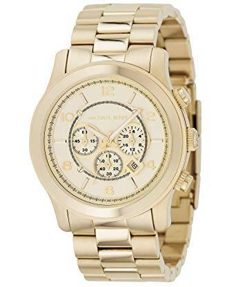 Best Luxury Smartwatches Michael Kors MK8077 Smartwatch for Men
