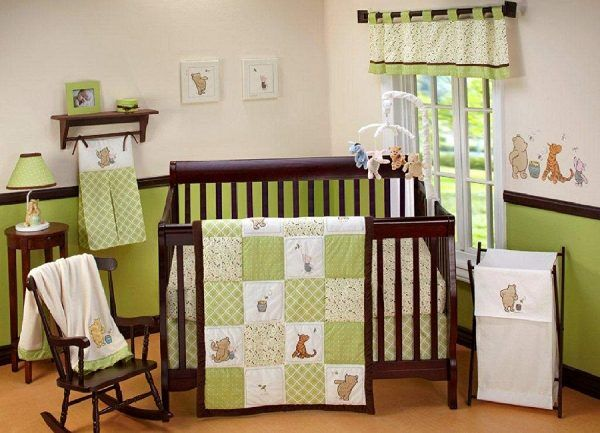 Best Luxury Baby Gifts Quality Nursery Crib Bedding Set