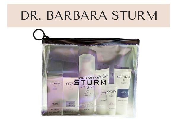 Dr strum skincare set