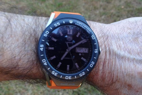 TAG Heuer Watch Connected Modular 45